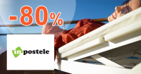 Veľký výpredaj nábytku až -80% na inPostele.sk