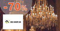 Akciový tovar až -70% zľavy a akcie na HD-Shop.sk