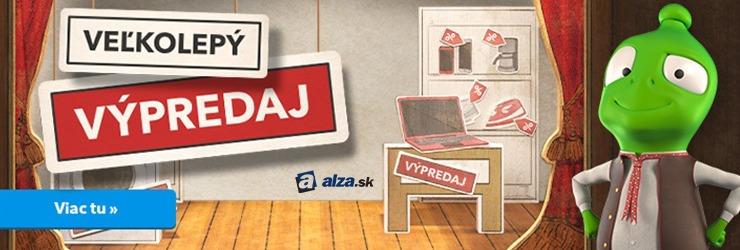 Veľkolepý výpredaj na Alza.sk