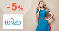 Vernostná zľava až -5% k nákupu na Lunzo.sk