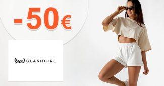 Vernostná zľava až -50€ k nákupu na GlashGirl.sk
