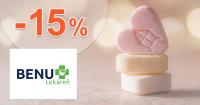 Vitamíny a multivitamíny až -15% na BenuLekaren.sk