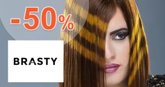 Dámska kozmetika v akcii až -50% na Brasty.sk