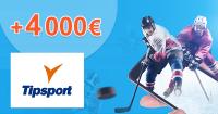 Vstupný bonus až 4 000 € na TipSport.sk