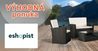 Výhodná ponuka na Eshopist.sk