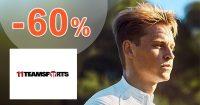 Výpredaj FANSHOPU až -60% na 11TeamSports.sk