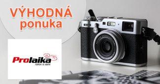 Výpredaj so zľavou na vybraný tovar na ProLaika.sk