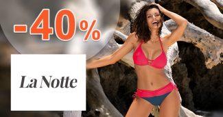 Výpredaj na PLAVKY až do -40% na LaNotte.sk