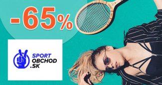 Výpredaj na squash až do -65% na SportObchod.sk