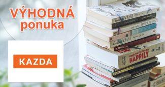 Výpredaj na vybrané knižné tituly na KnihyKazda.cz