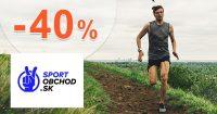 Ortézy a bandáže v zľave až -40% na SportObchod