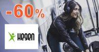 Športové potreby so zľavou až do -60% na Hegen.sk