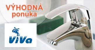 Výpredaj sortimentu so zľavami na VivaEshop.sk