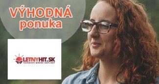 Darček ku každej objednávke na LetnyHit.sk
