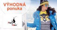 Výpredaj vybavenia na šport na TopSki.sk