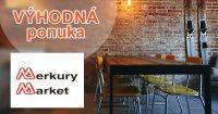 Výpredajová ponuka tovaru na MerkuryMarket.sk