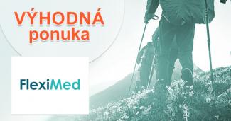 Vyskúšajte FlexiMed zadarmo na Flexi-Med.sk