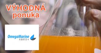 Výživový doplnok Omegamarine Forte na OmegaMarineForte.sk