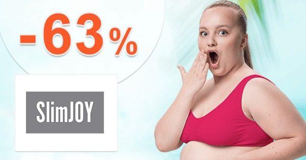 Vysnívaná postava do 30 dní až -63% na SlimJOY.sk