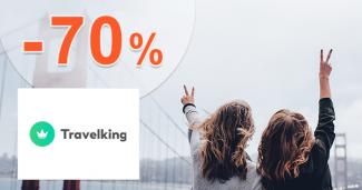 Pobyty pre dvoch až do -70% zľavy na Travelking.sk