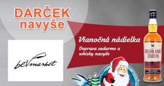 Whisky k nákupu na BevMarket.sk + doprava ZDARMA