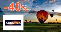 Zážitkové darčeky až -40% zľavy na Adrop.sk