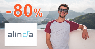Bytový textil až -80% zľavy na Alinda.sk