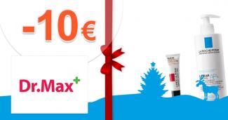 Zľava -10€ na La Roche-Posay na DrMax.sk