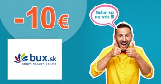 Zľava -10€ na balíček Pesničkový neposlušník na Bux.sk