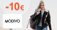 Zľava -10€ na všetko na prvý nákup na Modivo.sk
