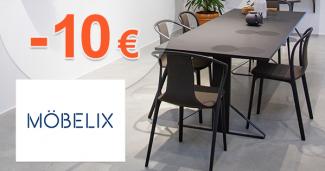 Zľava -10€ s Kartou výhod na Moebelix.sk