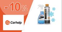 Zľava -10% na každú objednávku na CarHelp.sk