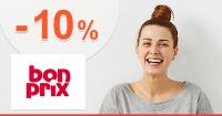 Zľava -10% s Klub BonPrix na BonPrix.sk