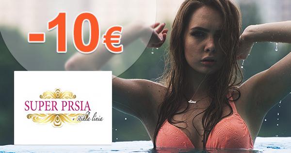 Zľava -10,40€ na balík Super PRSIA na SuperPrsia.sk