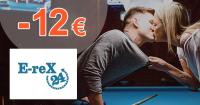 Zľava -12€ na E-REX 24 Forte na Erex24.sk