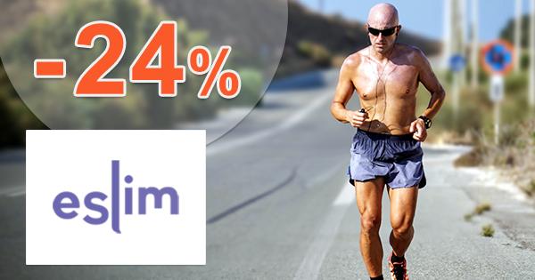 Zľava -24% k nákupu 7 balení eSlim na eSlim.sk