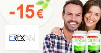 Zľava -15€ na 3x EREXAN Stabil na Erexan.sk