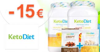 Zľava -15€ na limitovaný balíček na KetoDiet.sk