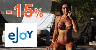 Zľava -15% na 5 balení tabletiek eJoy LONG na eJoy.sk