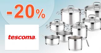 Zľava -20% na súprava riadu na Tescoma.sk