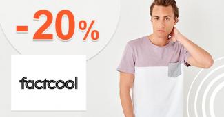 Zľava -20% na značku John Frank na FactCool.sk