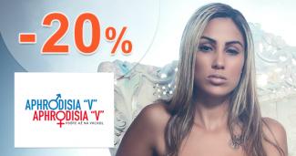 Zľava -20% na zvýhodnené balenie na Aphrodisia.sk