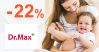Zľava -22% na kolagén Colafit na DrMax.sk