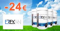 Zľava -24€ na balíček Mega na Erexan.sk