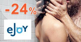 Zľava -24% na 7 balení tabletiek eJoy na eJoy.sk