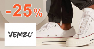 Zľava -25% na sortiment Converse na Vemzu.sk