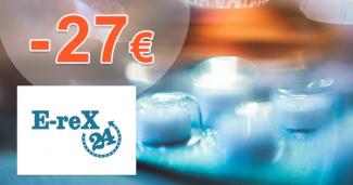 Zľava -27€ na E-REX 24 Extra Forte na Erex24.sk