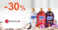 Zľava -30% na aviváže Silan na myAustria.sk