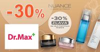 Zľava -30% na kozmetiku NUANCE na DrMax.sk