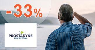 Zľava -33% k baleniu Extra Forte na Prostadyne.sk